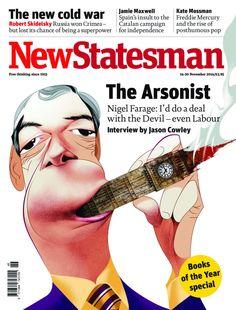 New Statesman | New Statesman cover | 12 November 2014