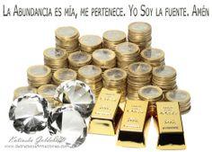 Yo Soy la imagen y el modelo de Abundancia y de la Riqueza...sigue leyendo en http://decretosyafirmaciones.com/la-abundancia-me-pertenece/