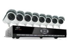 SVAT CV301-8CH-008 8-CHANNEL H.264 SMART DVR SECURITY SYSTEM WITH COACHING IMENU (INCLUDES 8 INDOO by SVAT. $562.49. H.264 VIDEO COMPRESSION ALLOWS RECORDING OF MORE THAN A MONTH OF FOOTAGEADVANCED MOTION-ACTIVATED RECORDING WITH MULTIPLE AUTOMATIC OR CONTINUOUS RECORDING COMBINATIONS & SCHEDULESDVR RETAINS USER-SET SCHEDULE WHEN POWER IS INTERRUPTEDCUSTOMIZABLE DISPLAY MODES SINGLE & QUADWORLDWIDE ONLINE VIEWING & AUTOMATIC E-MAIL ALERTS WITH NO SERVICE FEESCOMPATIBLE WITH BLA...