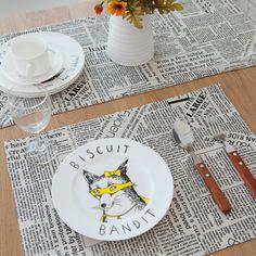 Home & Garden Fine Vanzlife Kitchen Eat Mat Cup Pot Waterproof Insulation Pad Table Mat European Rectangular Plate Mat Table Mat Western-style Food Tablecloths