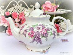 Vintage Teapots | Vintage Teapots, Milk Jugs and Sugar Bowls