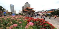 The city of flowers, Kunming Municipal Tourism Development Commission