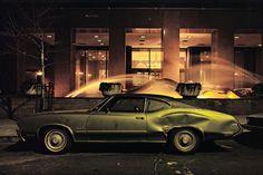 <em>Fountain Car, Oldsmobile Cutlass, 1975.</em>