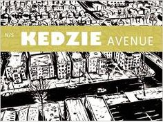 """by Darryl Holliday, Jamie Hibdon, and E.N. Rodriguez  Kedzie Avenue is an expansive look at everyday life on a single street in  Chicago from the creative minds of the Illustrated Press.Drawing on a  year's worth of reporting and interviews with a wide range of Chicagoans,  the book weaves personal narrative, journalistic reportage, and  frame-by-frame illustration into a complex portrait of an American city.  PRAISE FOR ILLUSTRATED PRESS: """"This book feels like Chicago at its…"""