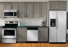 Frigidaire 1.6 Cu. Ft. Over-The-Range Microwave Stainless Steel-FFMV164LS
