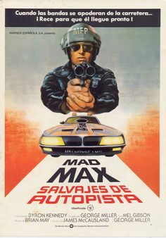 Mad Max - Salvajes de autopista (1979) - Ver Películas Online Gratis - Ver Mad…
