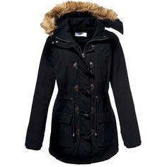 Jacke 49,99€ ♥ Hier kaufen: http://www.stylefruits.de/jacke-mit-tunnelzug-bpc-bonprix-collection/p4763034