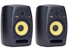 "KRK VXT 8 Bi-Amplified 8"" Reference Monitors (Pair) $1639"