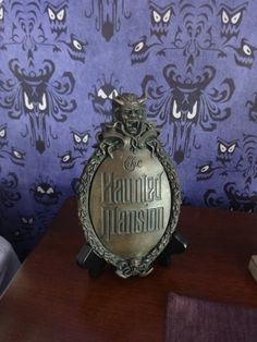 Home Sweet Haunted Mansion: 13 Photos of My Room Inspired by the Disney Attraction!