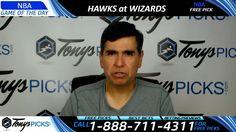 Atlanta Hawks vs. Washington Wizards Free NBA Basketball Picks and Predi...