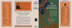 Of Human Bondage. Somerset Maugham, Miniature Tutorials, House Accessories, Mini Books, Book Covers, Magazines, Sheet Music, Novels, Barbie