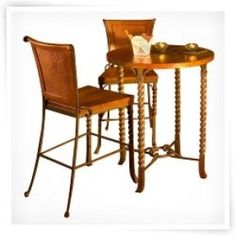 tall table 2 chairs - Google Search