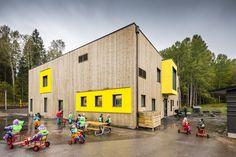 Vendelsö Hage Preschool / LINK arkitektur