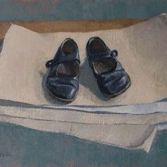 Caroline Frood    Small Black Shoes and Papers    2011