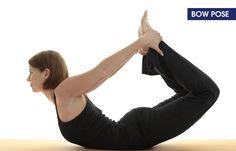 Yoga For Abs - Dhanurasana