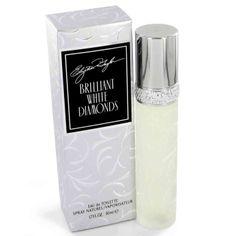 White Diamonds Brillant Perfume by Elizabeth Taylor, 50 ml Eau De Toilette Spray for Women - from my #perfumery
