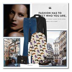 """..."" by bliznec-anna ❤ liked on Polyvore featuring Donna Karan, Harris Wharf London, STELLA McCARTNEY, Burberry, Aquazzura, women's clothing, women's fashion, women, female and woman"