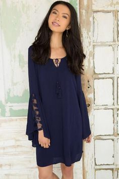 Delanie Lace Dress