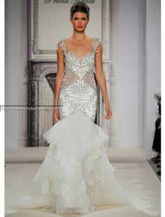 2015 BRIDAL GOWNS | ... » Pnina-Tornai-2015 Gelinlik Modelleri – 2015 Wedding Dresses (9