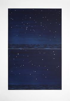 Richard Bosman, Night Sky