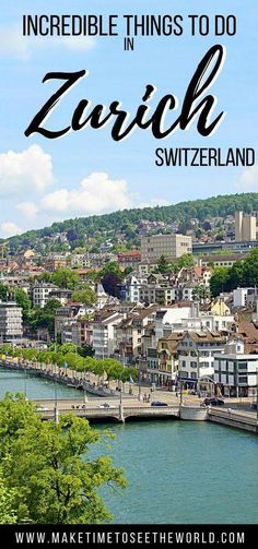 The Best Things To Do When You Only Have One Day in Zurich – Best Europe Destinations Backpacking Europe, Europe Travel Tips, Travel Destinations, Budget Travel, Travel Ideas, European Destination, European Travel, Swiss Travel, European Vacation