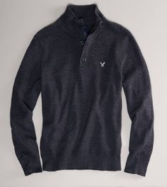 Trendy Men's sweaters, jackets, and hoodies for casual, work, and trendy events. Classy Outfits, Cool Outfits, American Eagle Outfits, 2014 Fashion Trends, Moda Casual, Casual Shirts For Men, Swagg, Fitness, Men Sweater