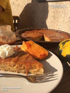 tökös gluténmentes pite recept French Toast, Breakfast, Food, Morning Coffee, Essen, Meals, Yemek, Eten
