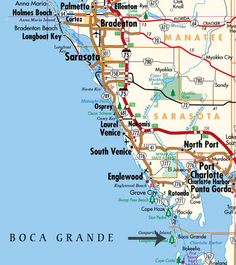 Boca Grande  http://theessentialbeachcomber.blogspot.com/2012/01/i-love-to-think-of-nature-as-unlimited.html