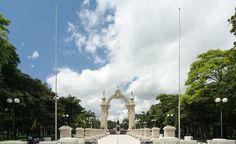 Lugares históricos en Venezuela : Campo de Batalla de Carabobo