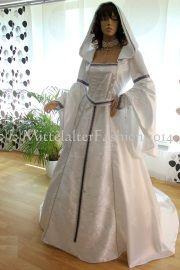 skreddersydde middelaldertøy, historiske drakter og kjoler. - BRUDEKJOLER 1