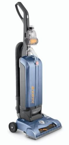 Hoover T-Series WindTunnel Pet Bagged Upright, Consumer Reports says this is one of the best vacuums for pet hair, AND it's inexpensive! Best Steam Cleaner, Vacuum Cleaners, Carpet Cleaners, Hoover Windtunnel, Miele Vacuum, Pet Bag, Appliance Sale, Cool Things To Buy