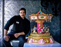 Caroucel Cake - Cake by MLADMAN