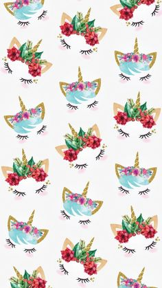 Image uploaded by Ana Maria Texeira. Find images and videos about cute, wallpaper and unicorn on We Heart It - the app to get lost in what you love. Unicornios Wallpaper, Pattern Wallpaper, Wallpaper Backgrounds, Real Unicorn, Unicorn Art, Unicorns And Mermaids, Unicorn Birthday, Pattern Paper, Little Pony