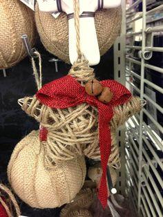 diy christmas ornament,  star
