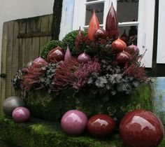 Töpferei Schulte Uebbing, Tecklenburg - Seite: Speere im Winter