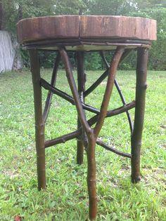 Twig table twig furniture