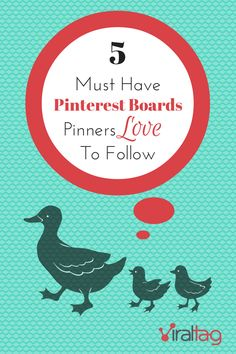 #PinterestExpert shares 5 MUST HAVE PINTEREST BOARDS PINNERS LOVE TO FOLLOW. Check it out here http://blog.viraltag.com/2014/03/14/5-must-have-pinterest-boards-pinners-love-to-follow/ #PinterestForBusiness #PinterestAnalytics