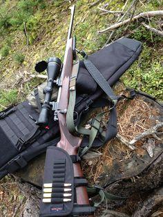 3HGR – Ein #Multifunktionstrageriemen für die #Jagdwaffe