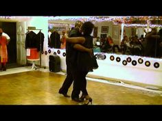 Sam and Laneia - Chicago Stepping - YouTube