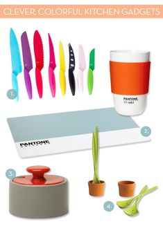 Colorful, Clever Kitchen Gadgets Under $30