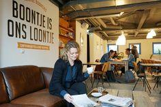 Rotterdam op koffie, thee en rosé