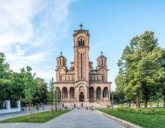 Belgrade Serbia, Capital City, Travel Ideas, Trips, Travel Photography, Adventure, Architecture, Rose, Building