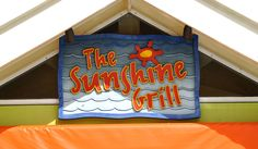 The Sunshine Grill. serving up some of the best fish tacos on Grand Cayman! Grand Cayman Island, Cayman Islands, Fish Tacos, Caribbean Cruise, Cool Bars, Served Up, Grills, Spring Break, Night Life