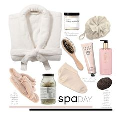 Spa Day' by dianefantasy on Polyvore featuring polyvore beauty Bobbi Brown Cosmetics Frontgate Fig+Yarrow Urban Spa Pottery Barn Bedroom Athletics Dr. Jackson's polyvoreeditorial spaday