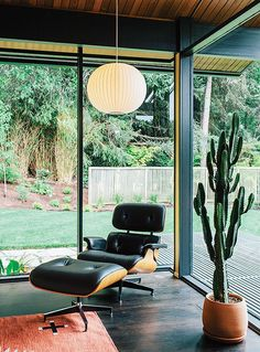 eames lounge chair / sfgirlbybay