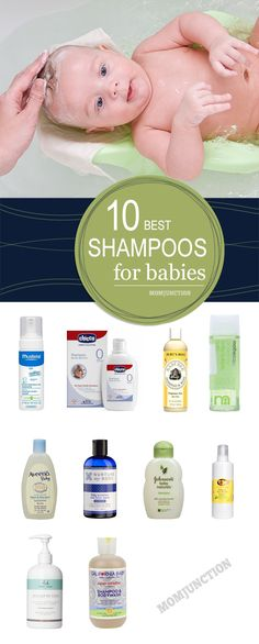 10 Best Baby Shampoo for Your Baby