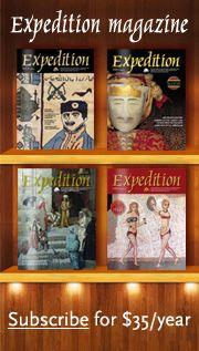 Penn Museum - egyptian studies