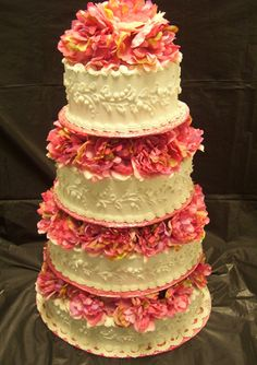 Wedding Wonderland Cake Gallery, St. Louis