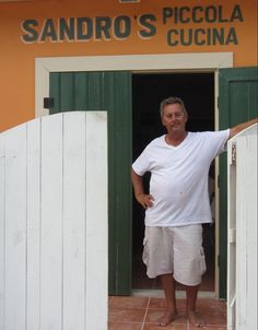 Dr. Caroline Cicero: Belize's Unexpected Italian Food Palace On Caye Caulker