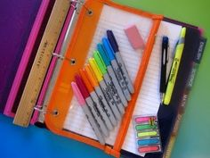 [VIDEO] Back to School Organization. Pinning this for later. Don't even wanna think about school right now ;)